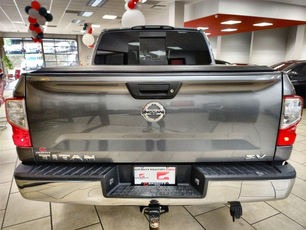 Used 2017 Nissan Titan SV | Sandy Springs, GA