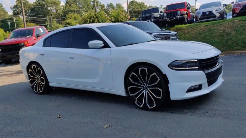 Used 2016 Dodge Charger SXT   Sandy Springs, GA