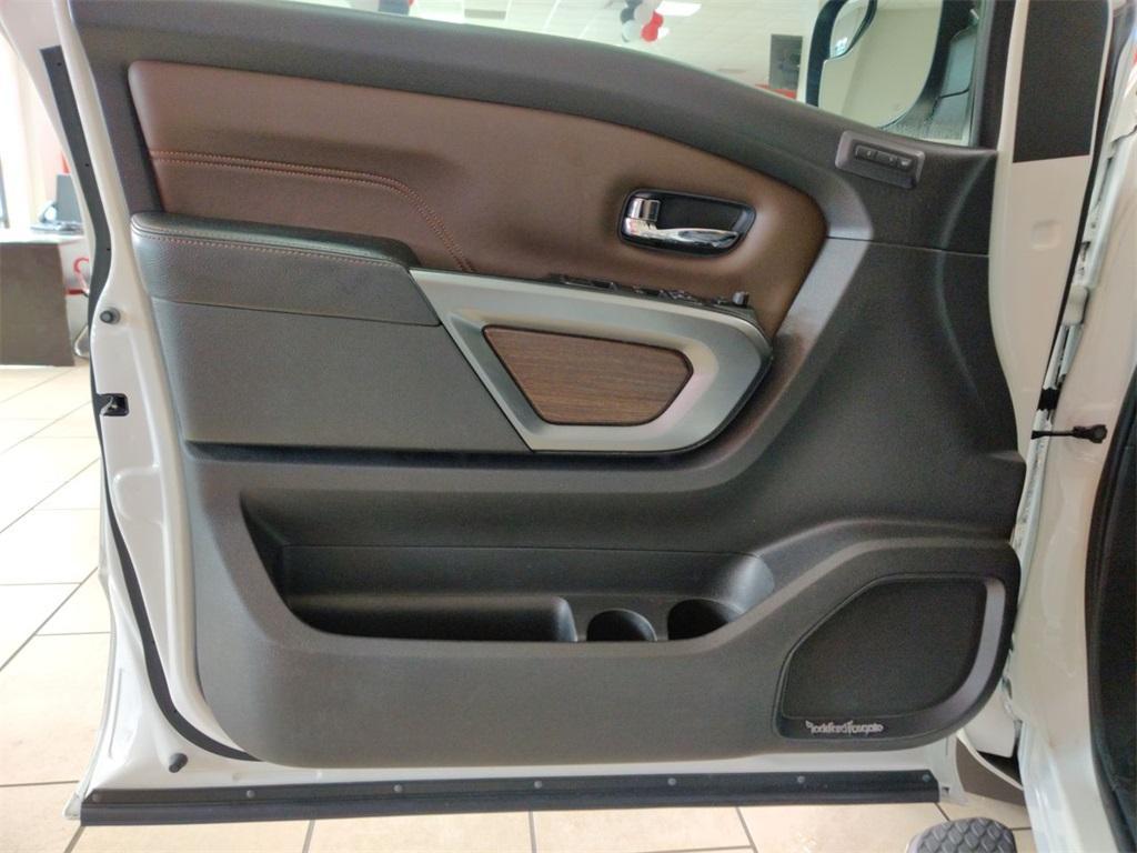 Used 2017 Nissan Titan Platinum Reserve   Sandy Springs, GA