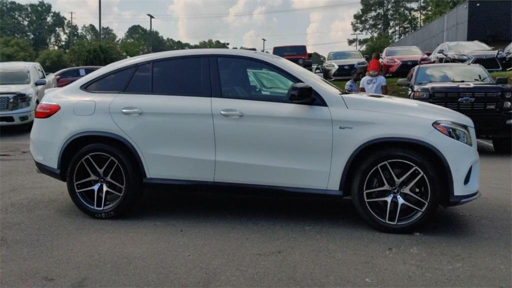 Used 2017 Mercedes-Benz GLE GLE 43 AMG Coupe   Sandy Springs, GA