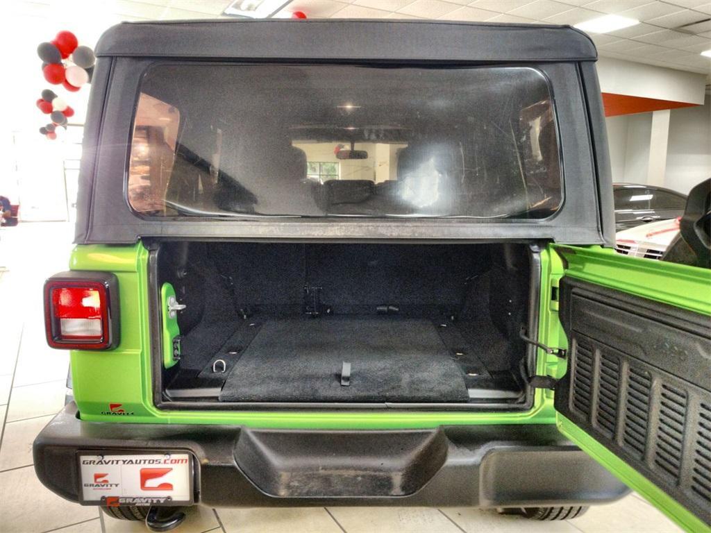 Used 2018 Jeep Wrangler  | Sandy Springs, GA