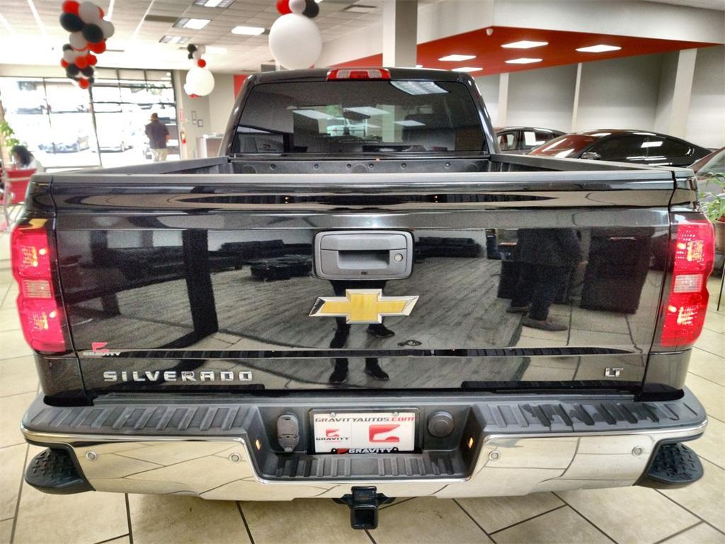 Used 2014 Chevrolet Silverado 1500 LT   Sandy Springs, GA
