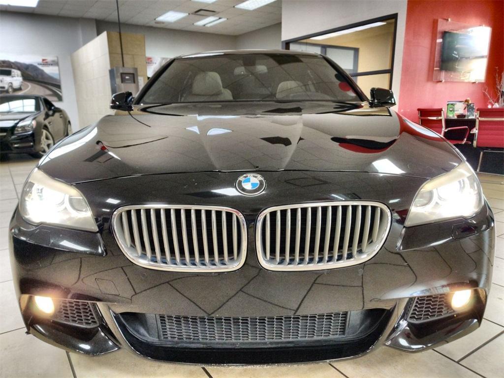 Used 2013 BMW 5 Series 550i   Sandy Springs, GA