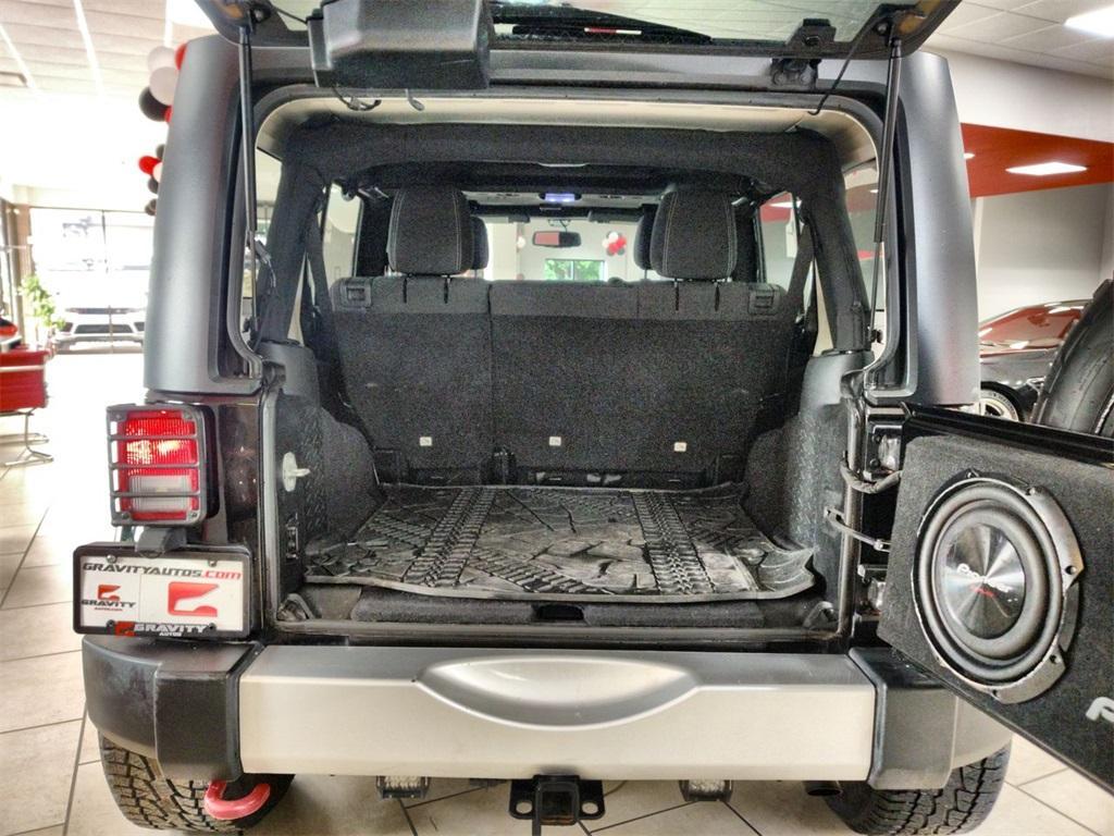 Used 2015 Jeep Wrangler Unlimited Sahara   Sandy Springs, GA
