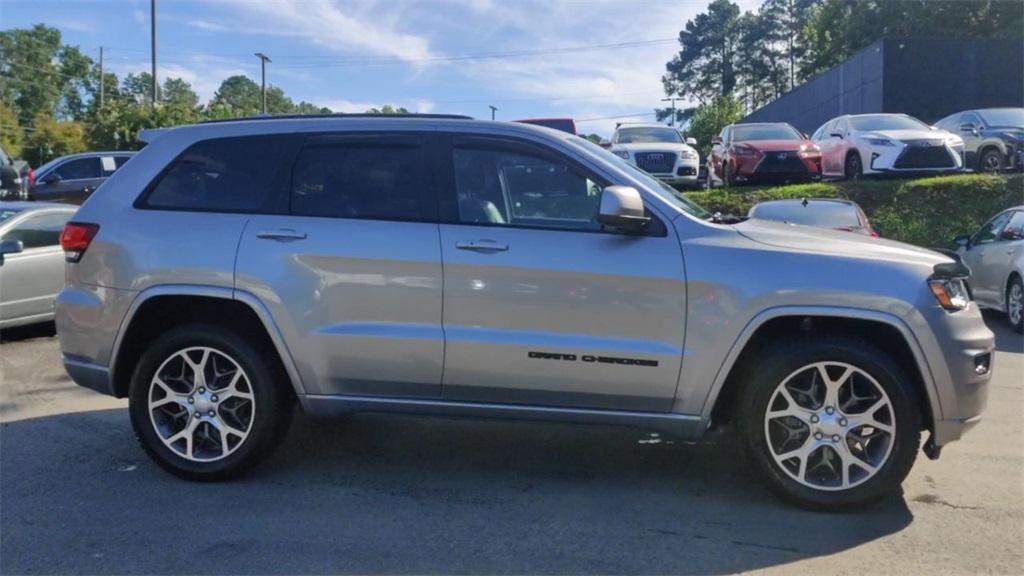 Used 2018 Jeep Grand Cherokee Altitude | Sandy Springs, GA