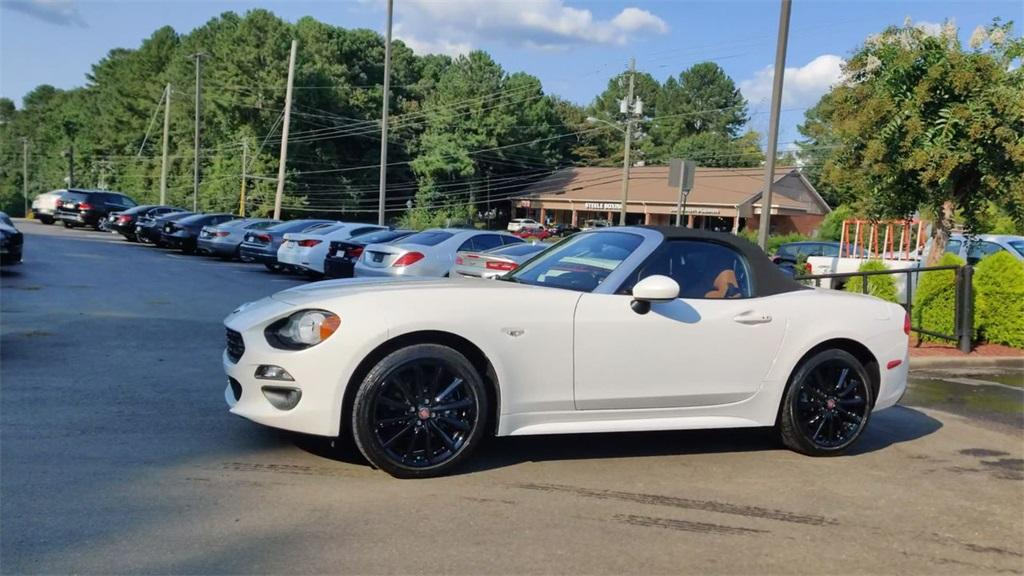Used 2017 Fiat 124 Spider Lusso | Sandy Springs, GA