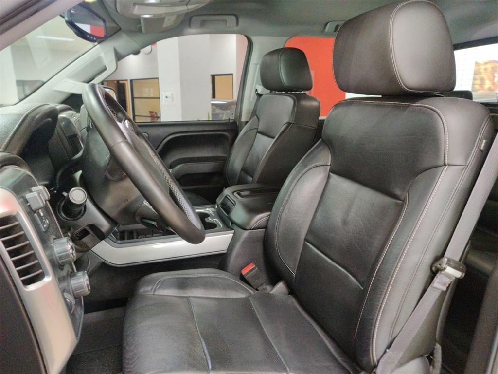Used 2015 Chevrolet Silverado 1500 LTZ   Sandy Springs, GA