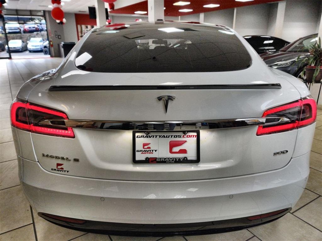 Used 2016 Tesla Model S 90D | Sandy Springs, GA