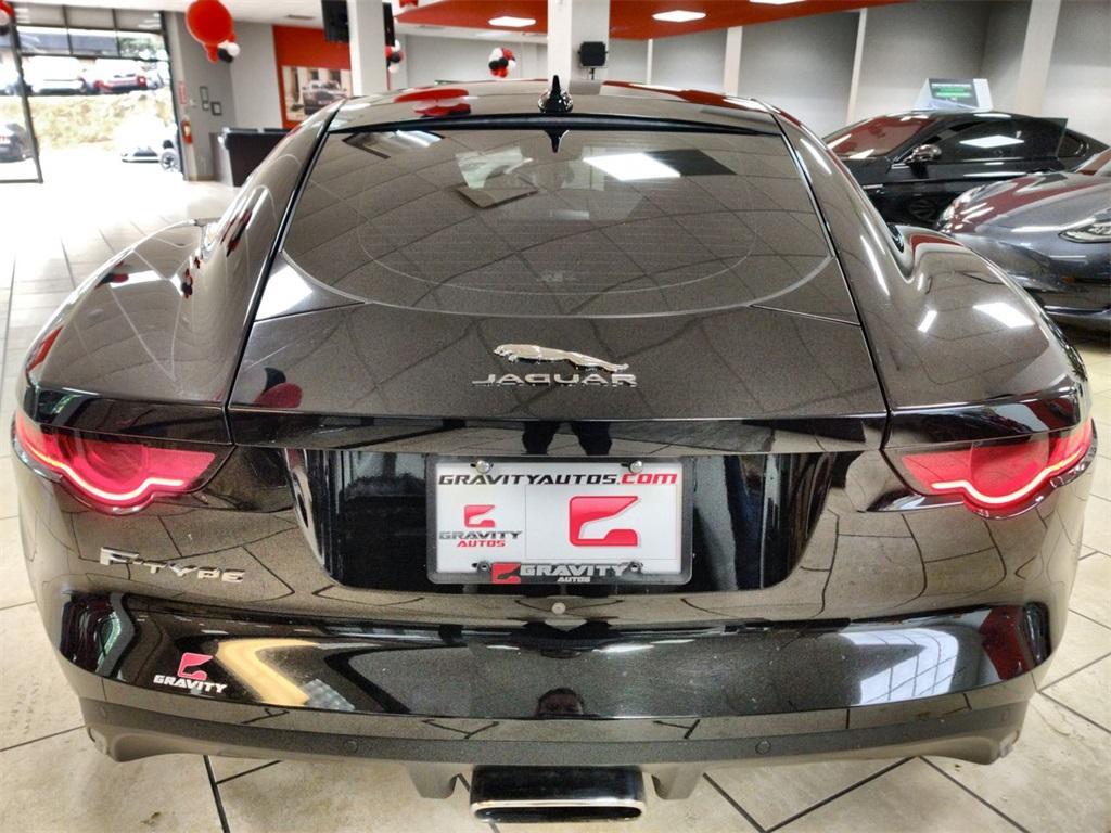 Used 2018 Jaguar F-TYPE    Sandy Springs, GA