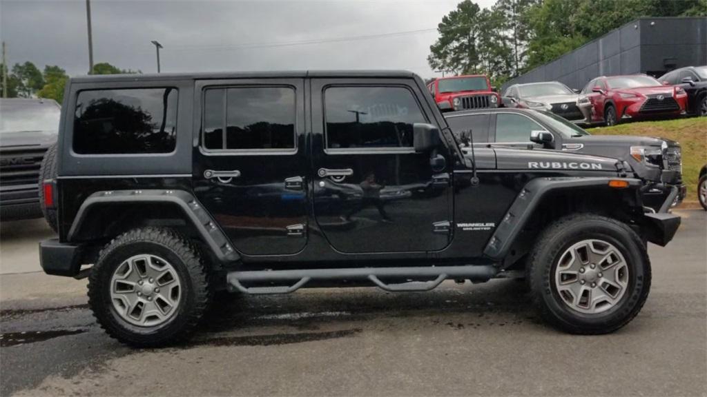 Used 2015 Jeep Wrangler Unlimited Rubicon | Sandy Springs, GA