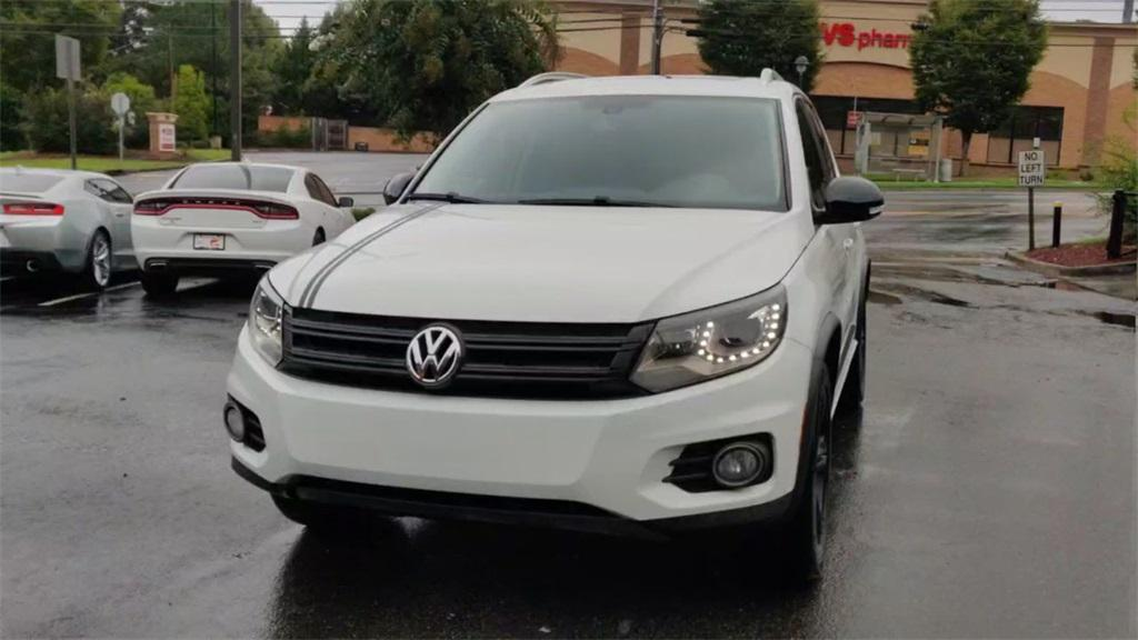 Used 2017 Volkswagen Tiguan Sport | Sandy Springs, GA