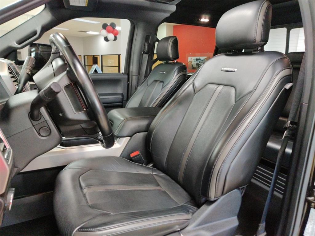Used 2017 Ford F-250SD Platinum   Sandy Springs, GA