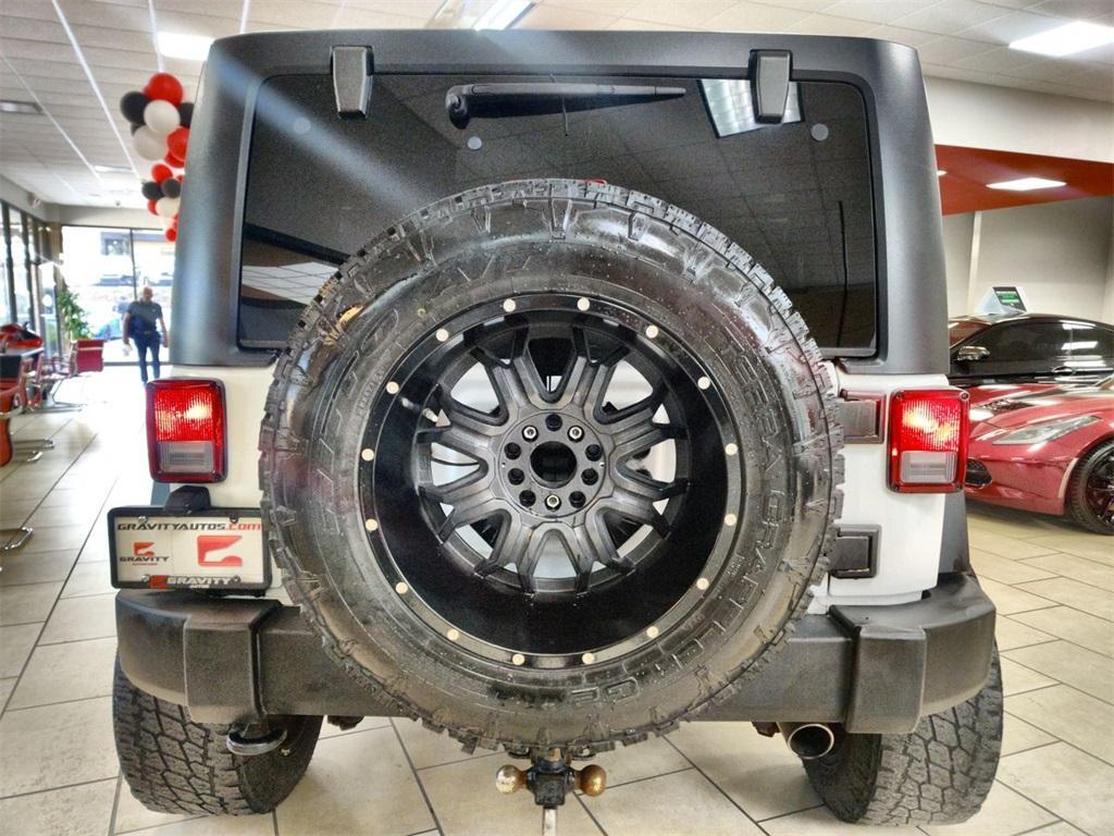 Used 2013 Jeep Wrangler Unlimited Sport | Sandy Springs, GA