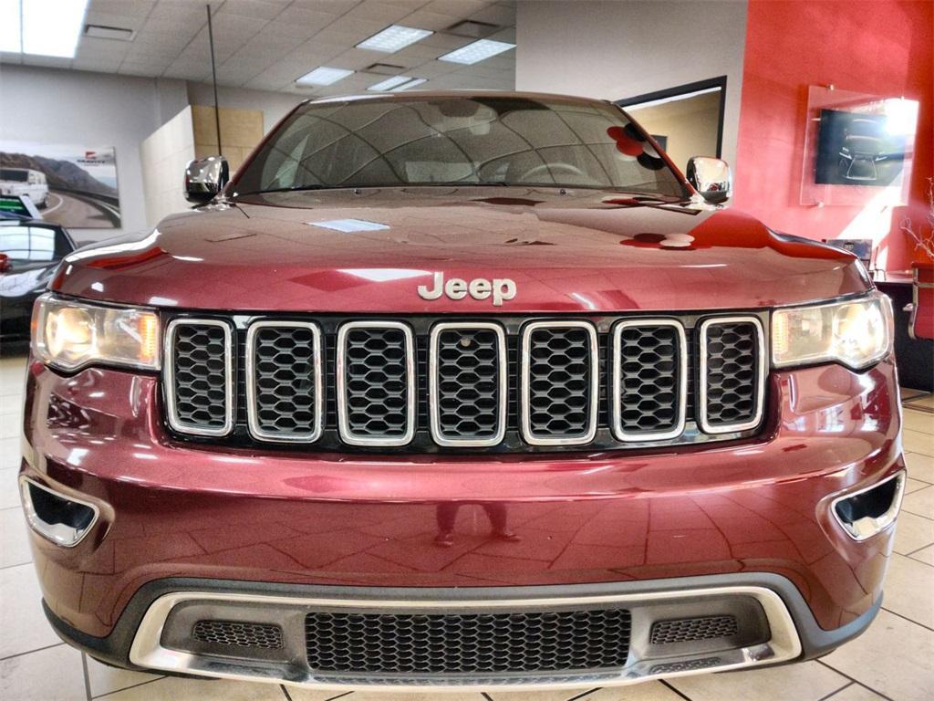 Used 2018 Jeep Grand Cherokee Limited   Sandy Springs, GA