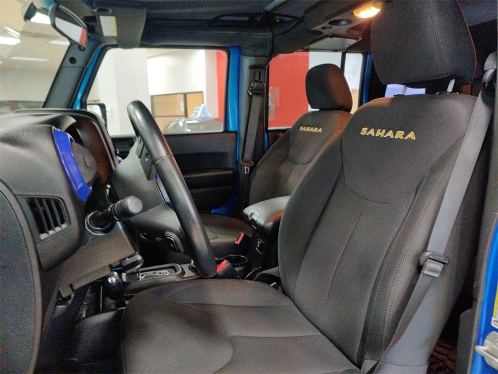 Used 2016 Jeep Wrangler Unlimited Sahara   Sandy Springs, GA