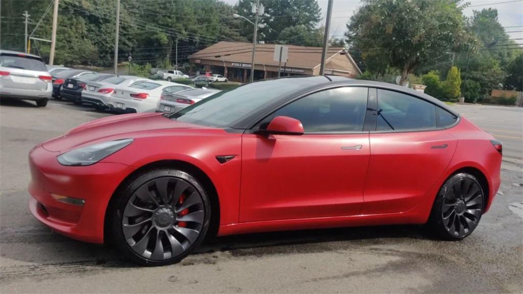 Used 2021 Tesla Model 3 Performance   Sandy Springs, GA
