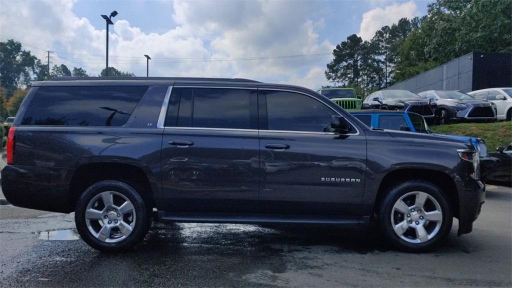 Used 2017 Chevrolet Suburban LT | Sandy Springs, GA