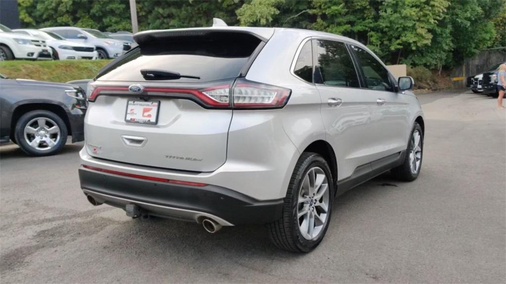 Used 2016 Ford Edge Titanium   Sandy Springs, GA