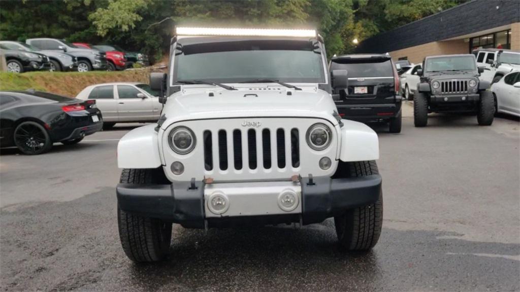 Used 2014 Jeep Wrangler Unlimited Sahara   Sandy Springs, GA