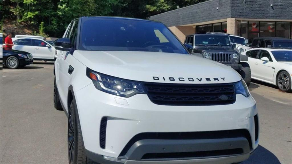 Used 2017 Land Rover Discovery HSE | Sandy Springs, GA