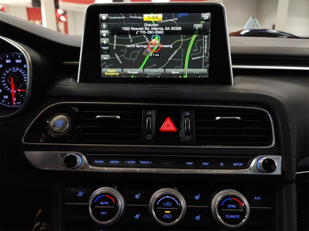 Used 2019 Genesis G70 2.0T Advanced | Sandy Springs, GA