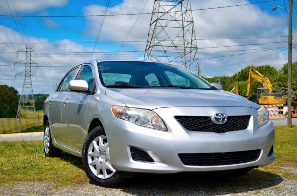 Used 2010 Toyota Corolla LE for sale Sold at Gravity Autos in Roswell GA 30076 2