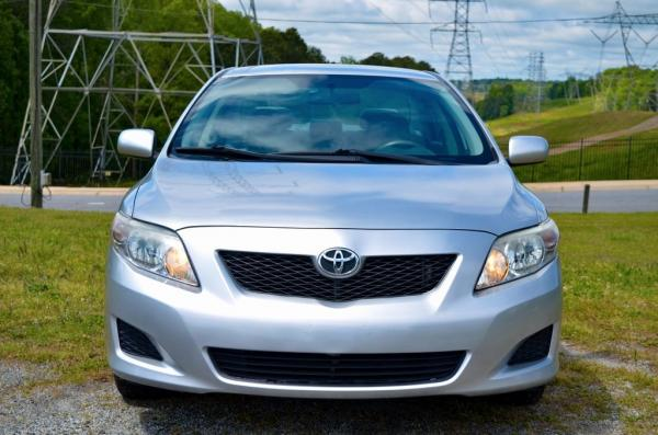 Used 2010 Toyota Corolla LE for sale Sold at Gravity Autos in Roswell GA 30076 3