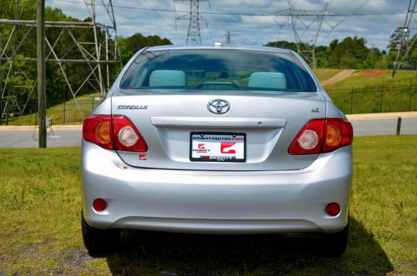 Used 2010 Toyota Corolla LE for sale Sold at Gravity Autos in Roswell GA 30076 4
