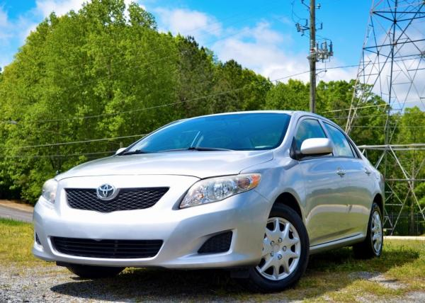 Used 2010 Toyota Corolla LE for sale Sold at Gravity Autos in Roswell GA 30076 1