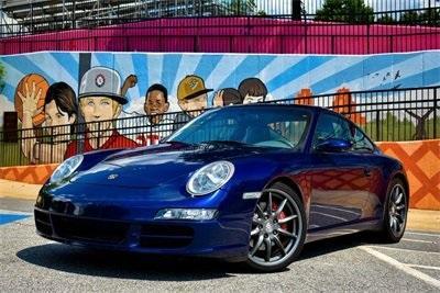 Gravity Auto Sandy Springs >> Used 2006 Porsche 911 Carrera S For Sale 32 985 Gravity