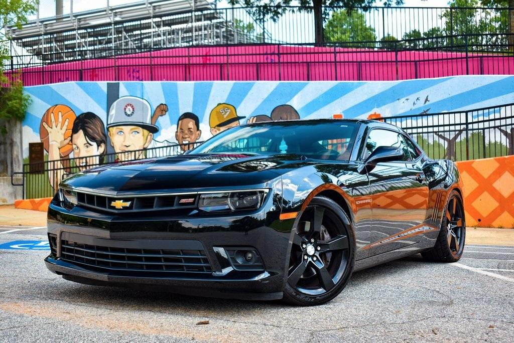 Used 2014 Chevrolet Camaro Ss For Sale 24 985 Gravity Autos Stock 276393