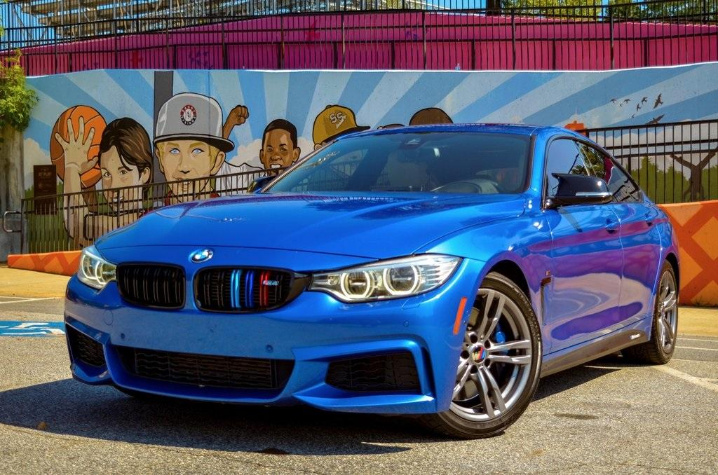 Used 2015 Bmw 4 Series 435i Gran Coupe For Sale 22 895 Gravity Autos Stock 954823