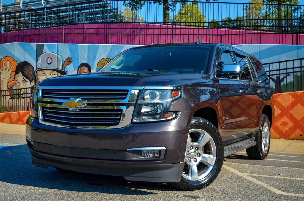 Used 2015 Chevrolet Tahoe Ltz For Sale 32 949 Gravity Autos Stock 512307