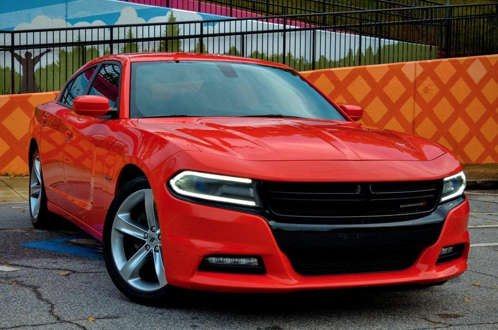 charger dodge rt