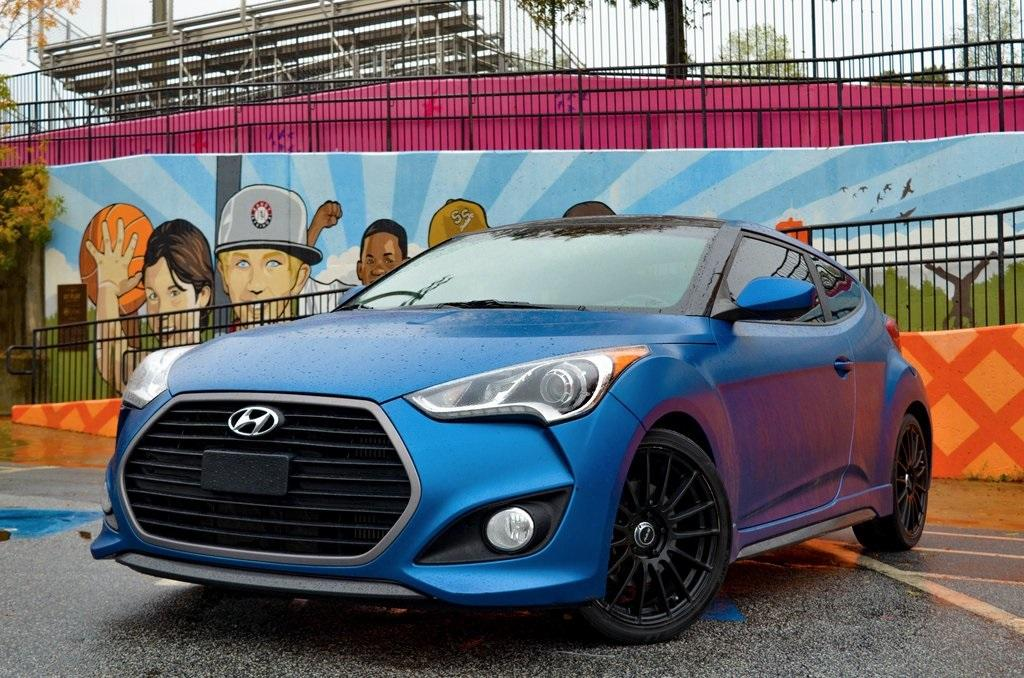 Used 2016 Hyundai Veloster Turbo Rally