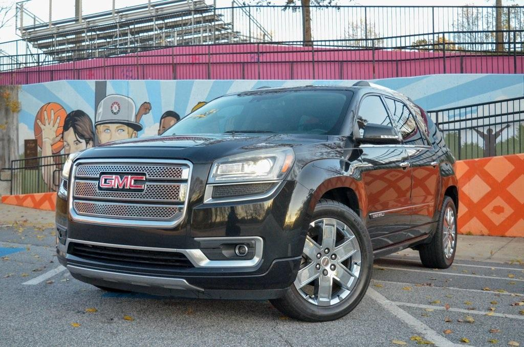 Used 2015 Gmc Acadia Denali For Sale 19 481 Gravity Autos