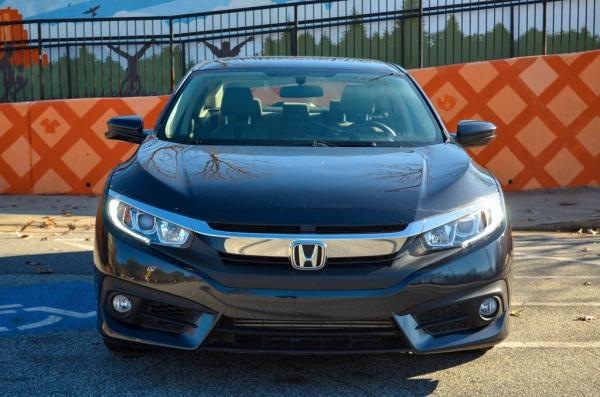 Used 2018 Honda Civic EX-T for sale $19,773 at Gravity Autos in Roswell GA 30076 3