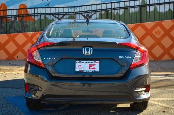 Used 2018 Honda Civic EX-T for sale $19,773 at Gravity Autos in Roswell GA 30076 4