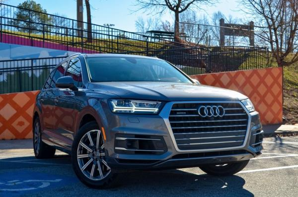 Used 2018 Audi Q7 3.0T Prestige for sale $41,791 at Gravity Autos in Roswell GA 30076 2