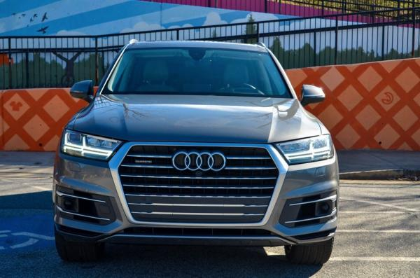 Used 2018 Audi Q7 3.0T Prestige for sale $41,791 at Gravity Autos in Roswell GA 30076 3