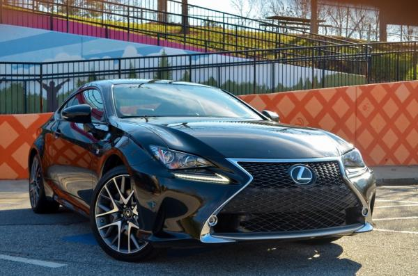 Used 2015 Lexus RC 350 for sale Sold at Gravity Autos in Roswell GA 30076 2