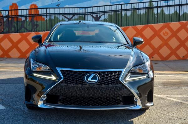 Used 2015 Lexus RC 350 for sale Sold at Gravity Autos in Roswell GA 30076 3