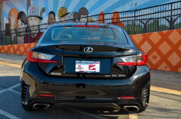 Used 2015 Lexus RC 350 for sale Sold at Gravity Autos in Roswell GA 30076 4