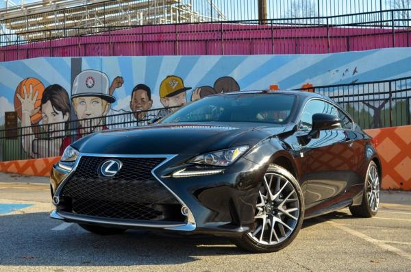 Used 2015 Lexus RC 350 for sale Sold at Gravity Autos in Roswell GA 30076 1
