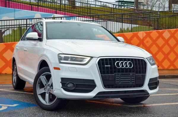 Used 2015 Audi Q3 2.0T Premium Plus for sale Sold at Gravity Autos in Roswell GA 30076 2