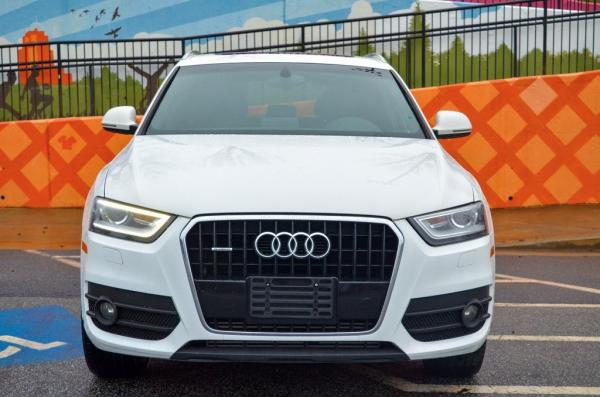 Used 2015 Audi Q3 2.0T Premium Plus for sale Sold at Gravity Autos in Roswell GA 30076 3