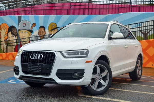 Used 2015 Audi Q3 2.0T Premium Plus for sale Sold at Gravity Autos in Roswell GA 30076 1
