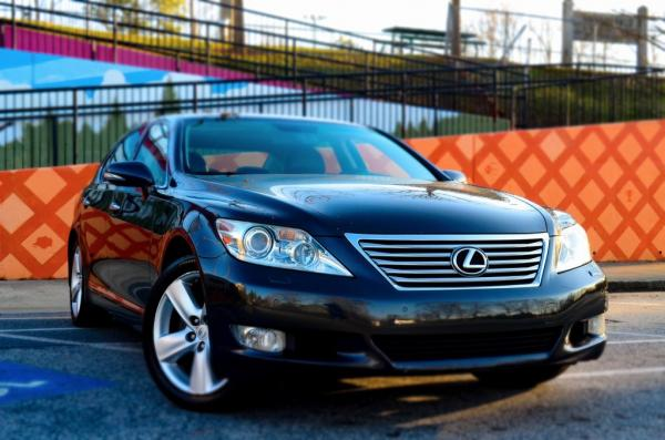 Used 2010 Lexus LS 460 L for sale $13,985 at Gravity Autos in Roswell GA 30076 2