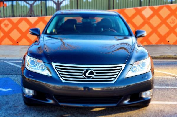 Used 2010 Lexus LS 460 L for sale $13,985 at Gravity Autos in Roswell GA 30076 3
