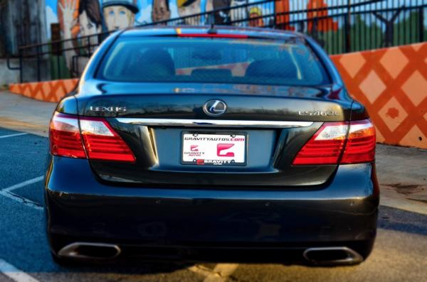 Used 2010 Lexus LS 460 L for sale $13,985 at Gravity Autos in Roswell GA 30076 4